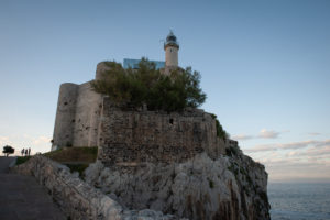 Castillo Faro Santa Ana - Castrourdiales