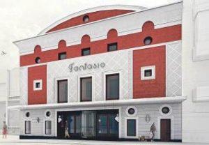 Teatro Cine Fantasio - Navia