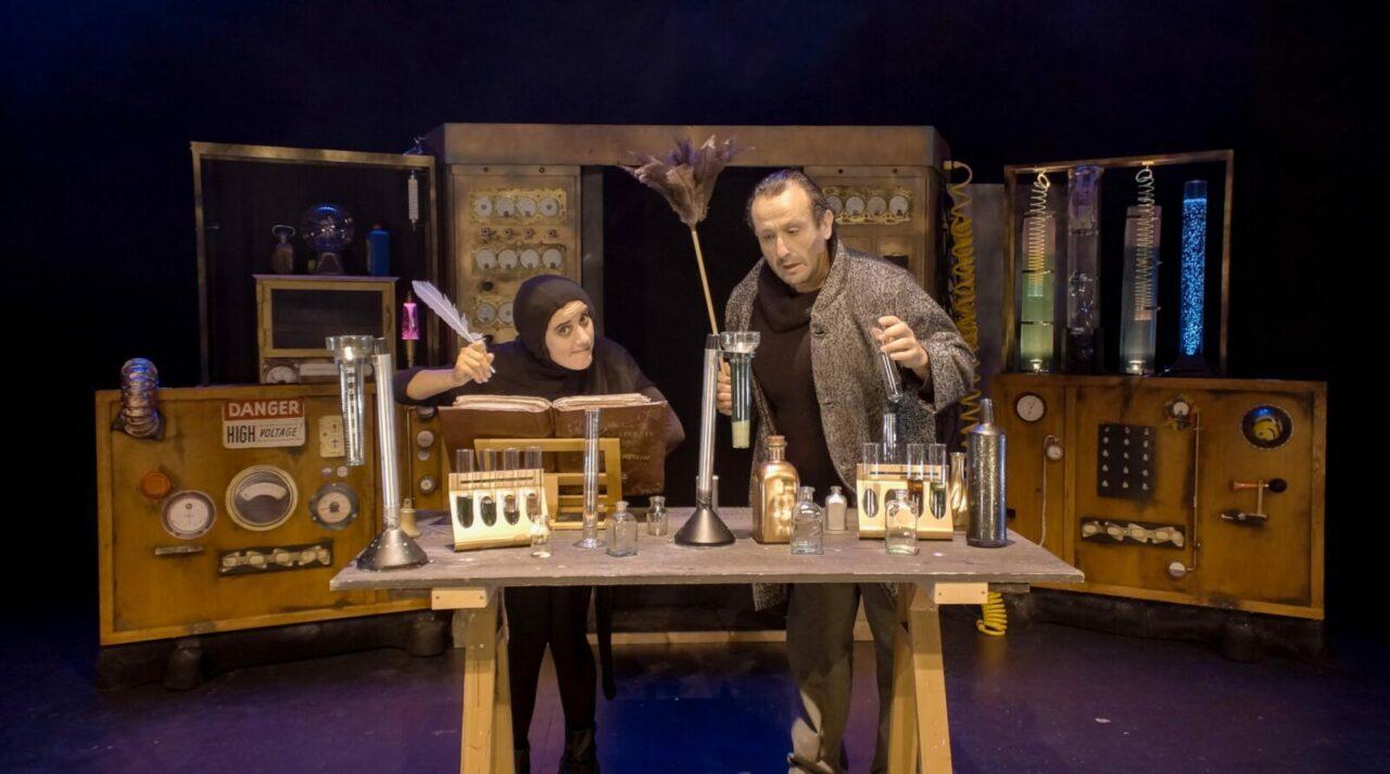 La loka historia de Frankenstein - ACAR Teatro del Mundo